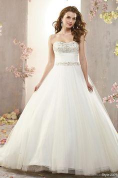 Alfred Angelo - 2376 - 2013 #wedding #weddings #wedding_dress