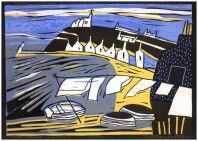http://forartssake.com/product-category/colin-moore/ - Colin Moore was born in a small town on the west coast of Scotland in 1949. He studied architecture in Glasgow, and following an international career in architecture and design, has worked mainly as a painter and printmaker since 2002. He has lived in Spain and Venezuela and currently lives in London, England.
