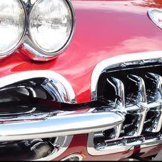 Classic Corvette Details