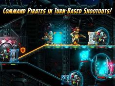 SteamWorld Heist - un joc recomandat de Apple, disponibil la oferta