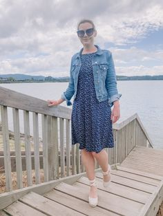 With only one month left of spring I thought I'd share what I ended up buying for it. I didn't get too much – as I noted last time, I already had jeans, t-shirts, and plenty of striped shirts! Striped Shirts, Spring, Jeans, Casual, T Shirt, How To Wear, Stuff To Buy, Tops, Dresses