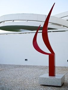 museu oscar niemeyer -- brazil