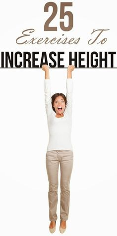 25 Best Exercises To Increase Height