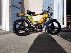 #moped #peugeot #103 #mobylette #Doppler #ninja #Polini #mopedarmy