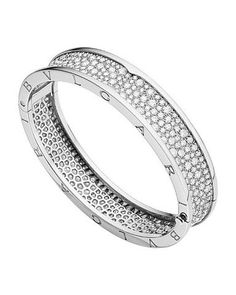 bvlgari bzero1 one band ring in 18kt pink gold with pave diamonds bvlgari rings pinterest band rings ring and gold