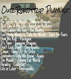 Build a playlist for your exciting weekend if your journey requires a long or not … – Musik – Road Trip Music Mood, Mood Songs, New Music, Good Music, Music Lyrics, Music Quotes, Music Songs, Quotes About Music, Music Stuff