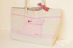 Countrykitty: cute oversized bag