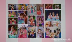 We absolutely love Disney and WeMontage here. So, it was an absolute pleasure that we got to create a brand new Disney themed WeMontage for our girls.
