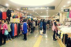 반포 고속터미널 지하상가 GoTo mall : 서울특별시