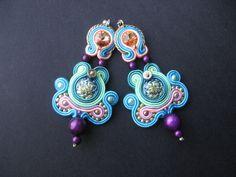 Scheherezada-oriental earrings de M-alinki