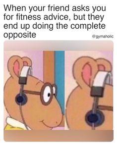 Workout Memes, Gym Memes, True Memes, Stupid Funny Memes, Funny Posts, Dankest Memes, Fuuny Memes, Funny Shit, Astrology Zodiac