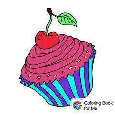 Colorié avec : Coloriage pour moi