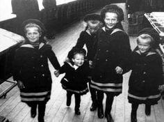 Romanov children (OTMAA)