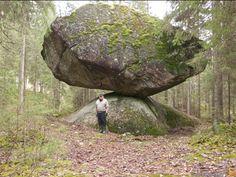 5 erikoista nähtävyyttä Suomen luonnossa, joiden olemassaolosta et tiennyt | Vivas