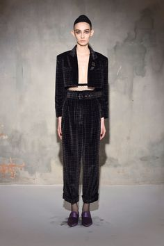 Isa Arfen Fall 2017 Ready-to-Wear Fashion Show Collection