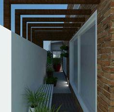 Ideas For Outdoor Patio Roof Garage Concrete Patios, Brick Patios, Patio Edging, Patio Canopy, Backyard Patio Designs, Patio Roof, Architecture, Outdoor, Catio