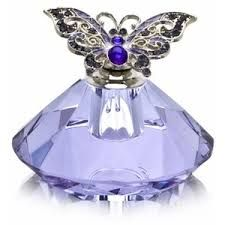 Image result for picture perfume bottle purple butterfly