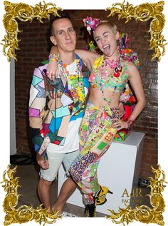 JEREMY SCOT AND MILLEY CYRUS