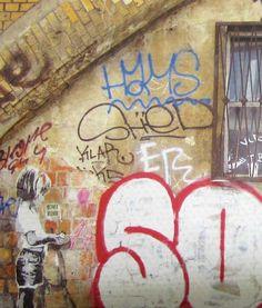 Street Art Dircksenstraße Berlin