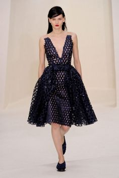Christian #Dior #HauteCouture Spring Summer 2014 (muy new look)
