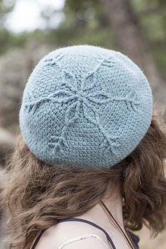 Ravelry: Snow Queen Beret pattern by Brenda K. B. Anderson