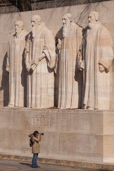 Reformation wall.  (©Genève Tourisme)