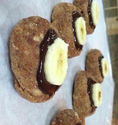 Peanut Butter Coconut Cookies - Talia Fuhrman