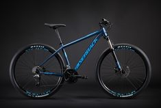 Spectra is a Silverback classic. Updated lightweight alloy frame for tapered headtube, internal routing, good quality suspension fork and a tubeless ready wheelset brings class leading features to the Sport mtb category. Stainless Steel Bolts, Rebounding, Mtb, Fork, Spectrum, Bicycle, Classic, Frame, Sports