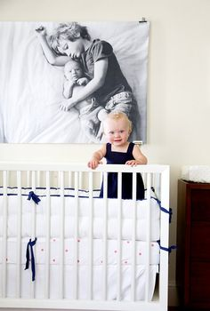 Pin for Later: 24 Decorating Hacks to Make Your Kids' Rooms Even Cuter Turn a Favorite Photo Into a Piece of Art Say Yes transformed a treasured family photo into a statement for just $12, and she's sharing her secret!