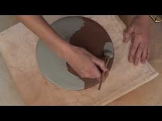 Sewing Clay: Slab Building & Slip Transferred Patterns with Lauren Karle | Ceramic Arts Daily - Watch Clip