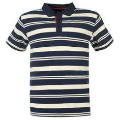 Tricoul polo pentru barbati marca Pierre Cardin are un model in dungi, 3 nasturi la anchior si emblema brandului Pierre Cardin brodata pe piept in partea stanga pentru un plus de stil si eleganta . Pierre Cardin, Polo Shirt, Model, Mens Tops, Shirts, Fashion, Moda, Polos, Polo