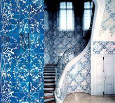 interiors delft blue 4 Interiors | Delftware Rooms