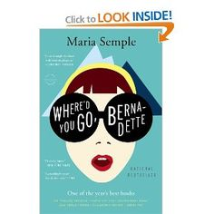 While Bernadette Fox is clearly crazy and simultaneously a genius, this book about a Seattle mom who disappears before a trip to Antarctica is a fun adventure into how a seemingly normal family can be rocked by personal insecurities that take them to the edge of civilization. #2013