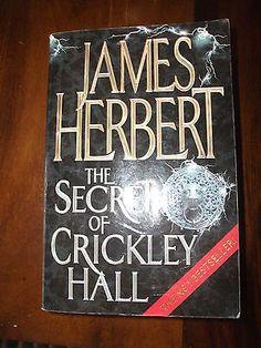 The Secret of Crickley Hall ~ by James Herbert (2006,