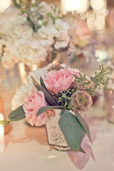 wedding centerpiece idea; photo: Carlie Statsky