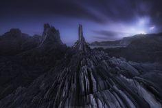 Gueirua Needles II by Carlos F Turienzo   - Photo 129418109 - 500px