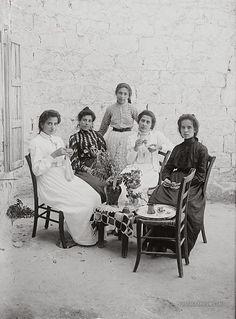 Afternoon Coffee: Palestine 1900-1920
