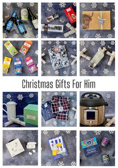 Christmas Gifts for Him Holiday Gift Guide, Holiday Fun, Holiday Gifts, Christmas Gifts For Him, Christmas Crafts, Christmas Recipes, Holiday Recipes, Curry Night, Blog Love