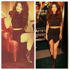 Kylie Jenner - I love everything about this outfit/look