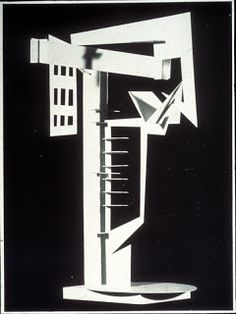 Cultural Studies Stage 2: Alexander Rodchenko and the Russian Constructivism