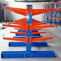 Steel Building Homes, Building A House, Steel Storage Rack, Storage Racks, Cantilever Racks, Racking System, Industrial, Vertical Storage, Rack Shelf