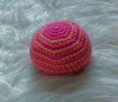 Crochet bullet