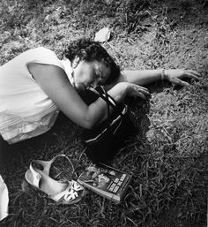 Vivian Maier. Central Park NY 1954