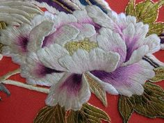 My diary: Wakousha(和光舎)ーAtelier restoring ancient embroidery