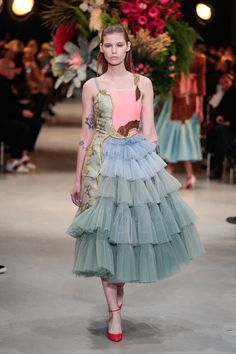 Viktor&Rolf | Haute Couture - Spring 2017 | Look 17