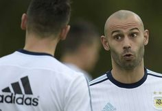 Hopefully we don't notice Mascherano's absence - Funes Mori
