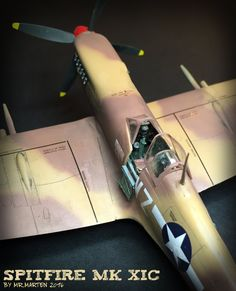 1:48 Spitfire Mk.IXc - Sören Mårtensson