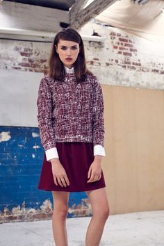 Winter 2014 - Collections Winter, Collections, Style, Fashion, Winter Time, Swag, Moda, Stylus, Fashion Styles