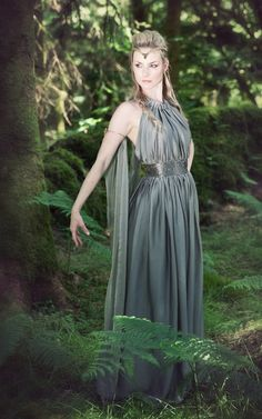 496 - Athena Dress