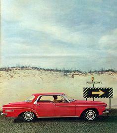 1962 Dodge Dart 440 4 Door Hardtop